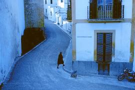La foto de Pete Turner, 1961: 'Mujer de Ibiza'