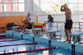 Las mejores imágenes del campeonato oficial de deporte adaptado en Ibiza