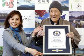 Muere a los 113 años el hombre más longevo del mundo