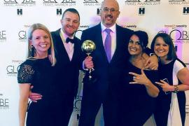 Palladium Hotel Group, mejor cadena hotelera en los Globe Travel Awards