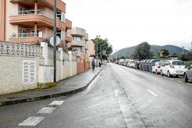 Vecinos de Ca n'Escandell exigen más badenes y presencia policial para controlar la velocidad