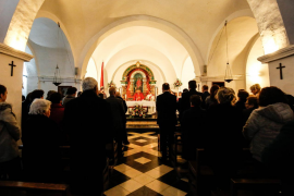 El día grande de Santa Agnés, en imágenes
