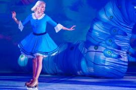 El Ballet del Palacio de Hielo de Moscú representan La bella y la bestia en el Auditórium de Palma