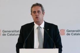 Joaquim Forn, candidato a la Alcaldía de Barcelona