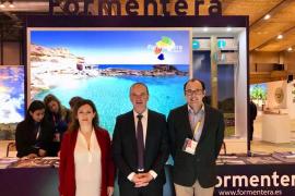 Formentera promociona en Fitur su gastronomía, patrimonio y naturaleza