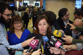 Armengol en Fitur: «La facturación turística en Baleares ha crecido desde 2014 en 3.346 millones»