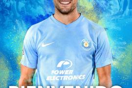 Javi Bonilla, nuevo jugador de la UD Ibiza