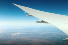 Aumentan un 14% los pasajeros de vuelos interislas
