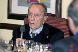 Empeora el estado de salud de Manuel Fraga