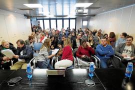 Los juristas de Ibiza temen que las causas sufran un retraso de varios años