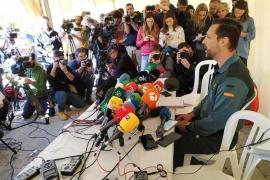 La Guardia Civil afirma que la montaña marca el ritmo de trabajo en el operativo de rescate de Julen