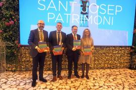 Sant Josep presenta sus tesoros históricos más importantes gracias al libro 'Patrimoni'