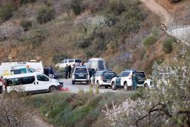 El delegado del Gobierno: «Julen se topó con tierra tras una caída libre de 71 metros»
