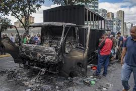 Aumentan a 29 las víctimas mortales en Venezuela durante las protestas