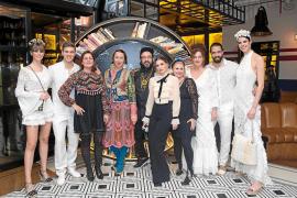 La sociedad ibicenca se vuelca con Adlib Moda Ibiza