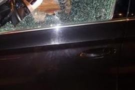 Disparan contra un conductor VTC cuando circulaba por Madrid