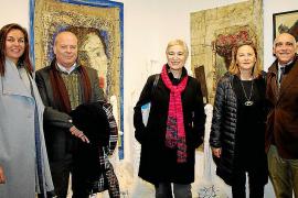 Miquela Vidal presenta 'Més de 40 anys amb l'art' en el Centre de Cultura Militar de Palma