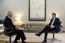 Rajoy afirma que la subida del IRPF es «dura pero imprescindible»