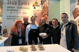 La gastronomía pitiusa se promociona en Madrid Fusión