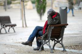 Una de cada cuatro personas que duerme en la calle en Ibiza es una mujer
