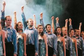 El espectáculo 'Spirit of the dance' celebra sus 20 años en el Auditórium de Palma