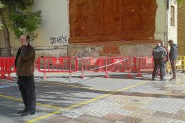 La UDEV de la Policía Nacional investiga la intencionalidad del incendio que quemó el juzgado