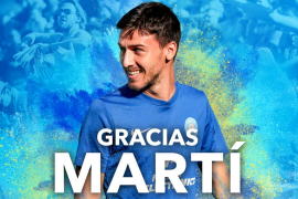 Martí Riverola y Uru dejan de ser jugadores de la UD Ibiza