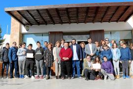 El Puig d'en Valls, el colegio más ecológico de Balears por su trayectoria y dedicación