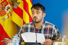 Simón Planells no cuenta con Pablo Valdés porque abandona la política