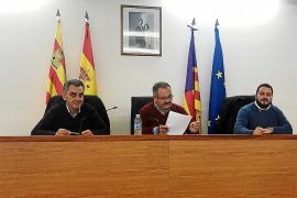 El pleno de Sant Joan pide más efectivos de la Guardia Civil en el municipio