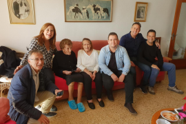 Hipólita Romero, vecina de Sant Antoni, cumple 100 años