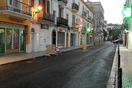 Concluyen las obras de asfaltado de las calles del barrio de la Marina