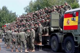 Las misiones militares en el exterior costaron 838,55 millones en 2018