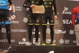 Victoria de etapa para Costa y Ferrer