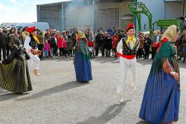 Ibiza disfruta con sus tradiciones en Sant Antoni