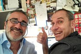 El Consell felicita al coguionista de 'Campeones', el ibicenco David Marqués, por el éxito en los Goya