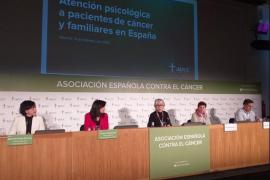 Baleares no ofrece tratamiento psicológico especializado a pacientes con cáncer