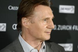 El actor irlandés Liam Neeson