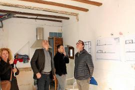 Iniciadas las obras para construir el nuevo Punt Jove y los baños de la plaza de Jesús