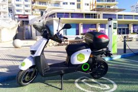 Sant Antoni tendrá una motocicleta eléctrica para intensificar el control en las playas