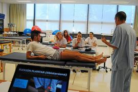 Baleares cuenta con un fisioterapeuta por cada 7.337 habitantes