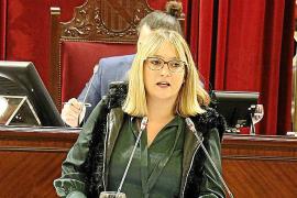 Tania Marí siente «vergüenza» por la gestión de Patricia Gómez al frente de Salut