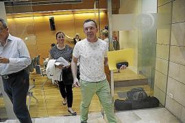 """Aguilera pide que se adopten """"todas las medidas"""" para restablecer la actividad judicial en Ibiza"""