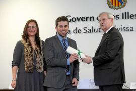 El ibicenco Miguel García-Junco recibe el galardón Jesús Galán de medicina