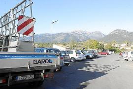Un juez suspende de momento el cierre del aparcamiento ilegal