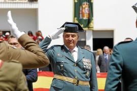 El Govern ficha al exjefe de la Guardia Civil como asesor de la consellera Cladera