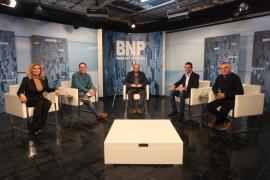 PSOE y Reinicia insisten que quien ha roto el tripartido 'portmanyí' ha sido el PI