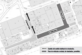 Santa Eulària invierte 322.000 euros en mejoras en el barrio de Can Negre