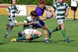 El futuro del rugby balear juega en Ibiza
