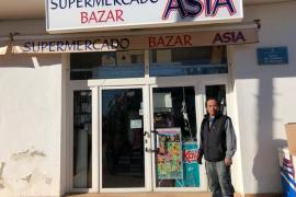 Detenido el joven que asaltó un supermercado de Formentera armado con un hacha